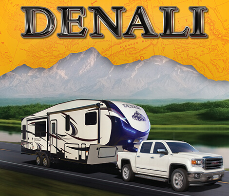 'The Great One' — A.K.A. The Denali RV
